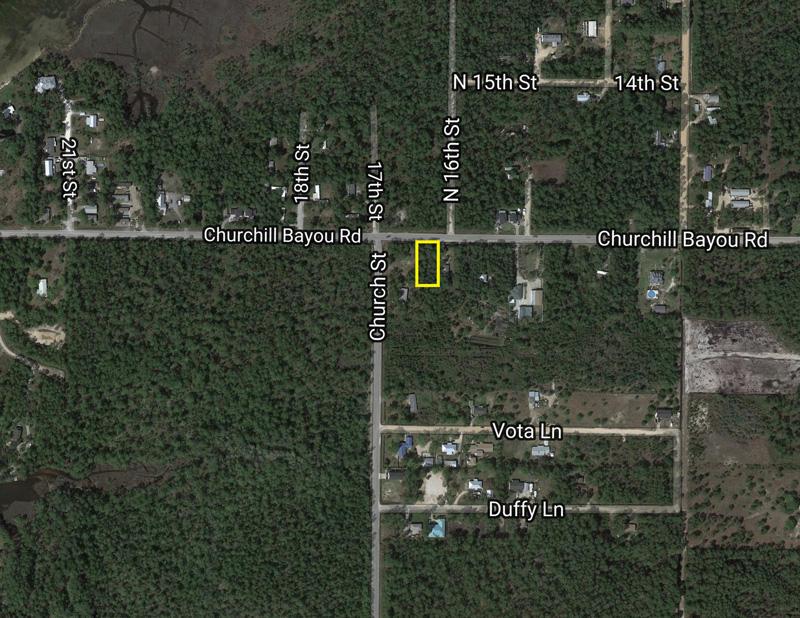 Lot 3 N Churchhill Bayou, Santa Rosa Beach, FL 32459