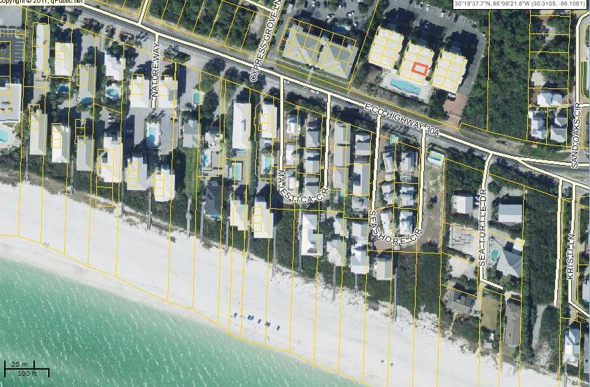 4341 E County Highway 30A B302, Santa Rosa Beach, FL 32459