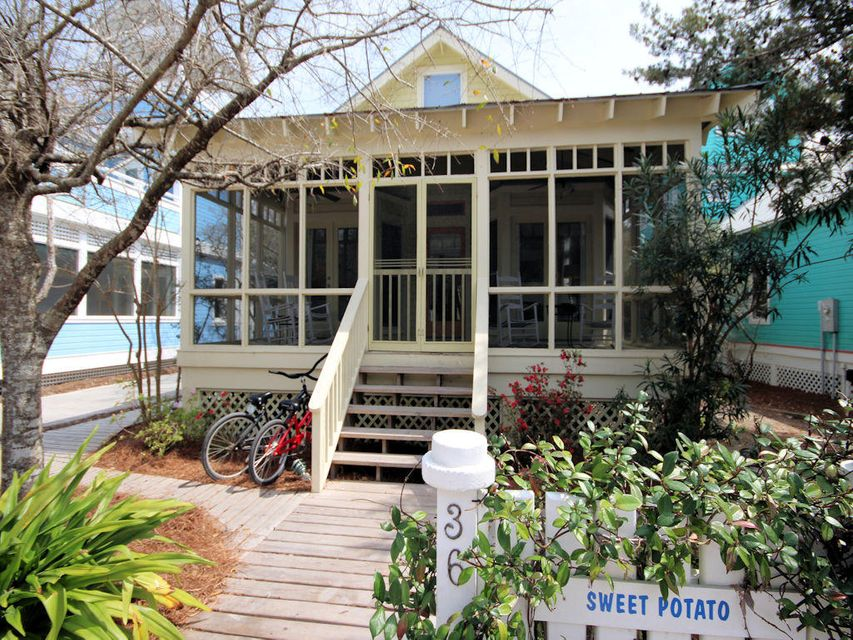 36 E RUSKIN Street, Santa Rosa Beach, FL 32459