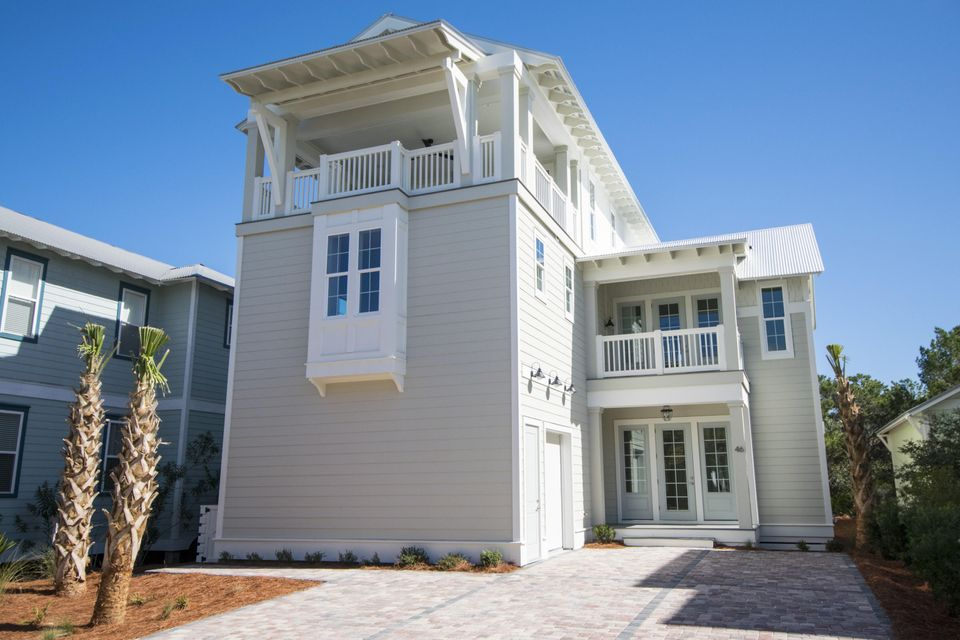Seacrest beach homes 30a for 30a home builders