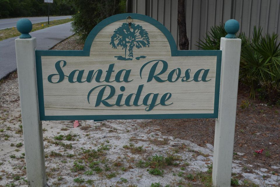Lot13 BLKA Ridge Road, Santa Rosa Beach, FL 32459