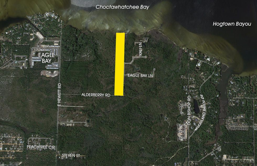 20 Acres Alderberry Road, Santa Rosa Beach, FL 32459