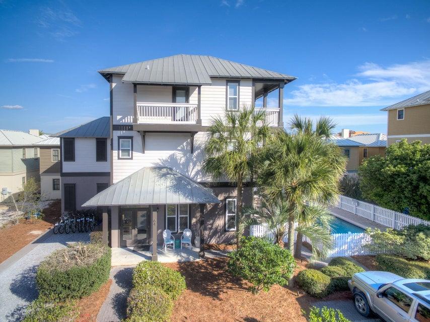 64 Sandy Shore Court, Inlet Beach, FL 32461