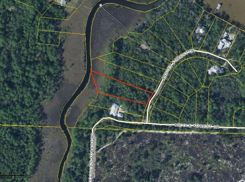 Lot 3 Ansley Forest Drive, Santa Rosa Beach, FL 32459