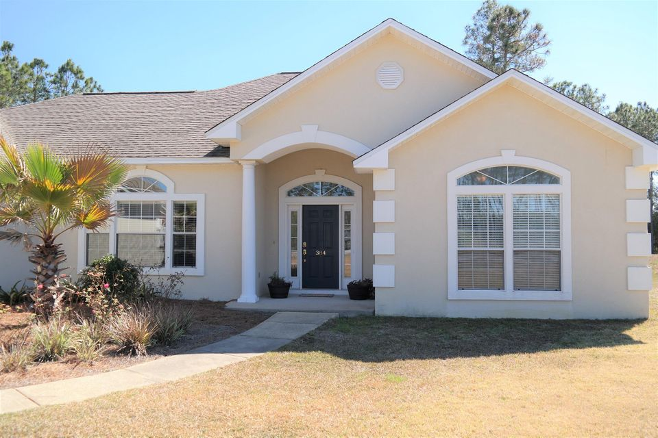 384 E Club House Drive, Freeport, FL 32439