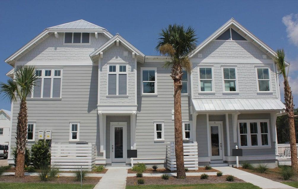 106 E Milestone Drive UNIT C, Inlet Beach, FL 32461