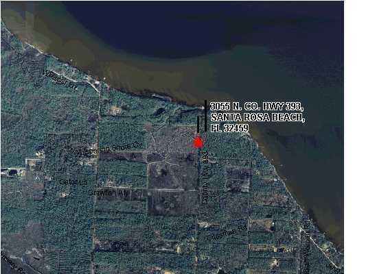 3055 N County Highway 393, Santa Rosa Beach, FL 32459