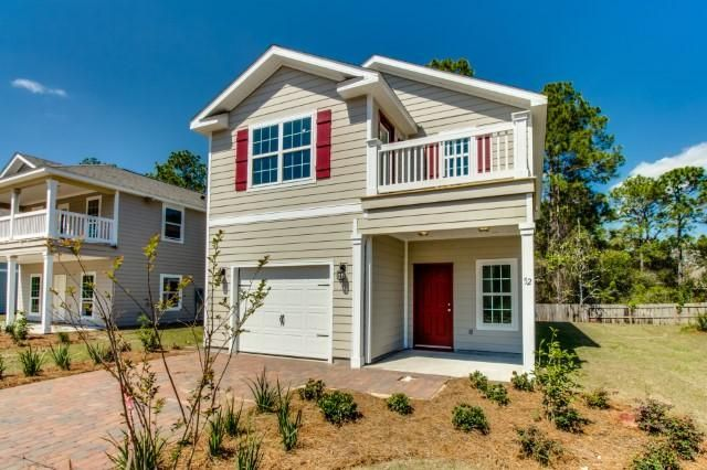 52 Tranquility Lane Lot 4, Santa Rosa Beach, FL 32459