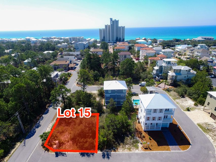 Lot 15 Sawgrass Lane, Santa Rosa Beach, FL 32459