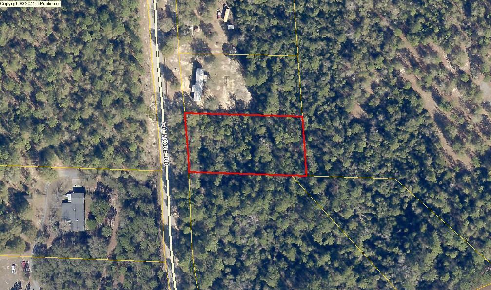 1 ac Gilmore Road, Holt, FL 32564