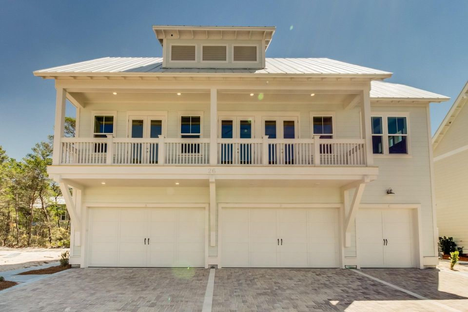 106 E Milestone Drive C, Inlet Beach, FL 32461