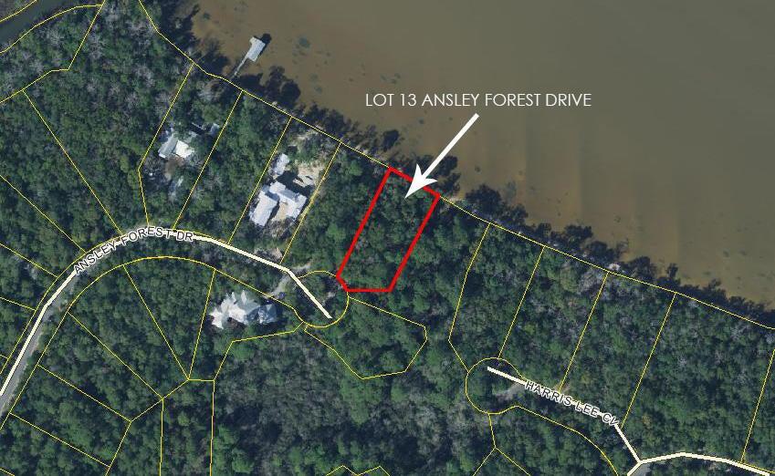 Lot 13 ANSLEY FOREST Drive, Santa Rosa Beach, FL 32459