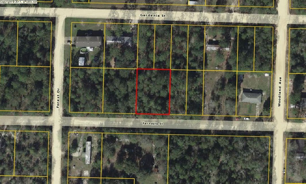 Ferndale Street, Fountain, FL 32438
