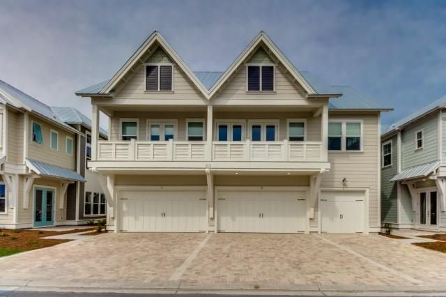 23 E York Lane B, Inlet Beach, FL 32461