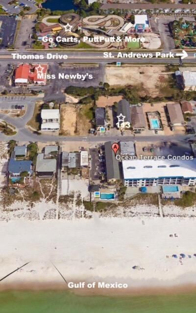 8618 Surf Drive # 113, Panama City Beach, FL 32408