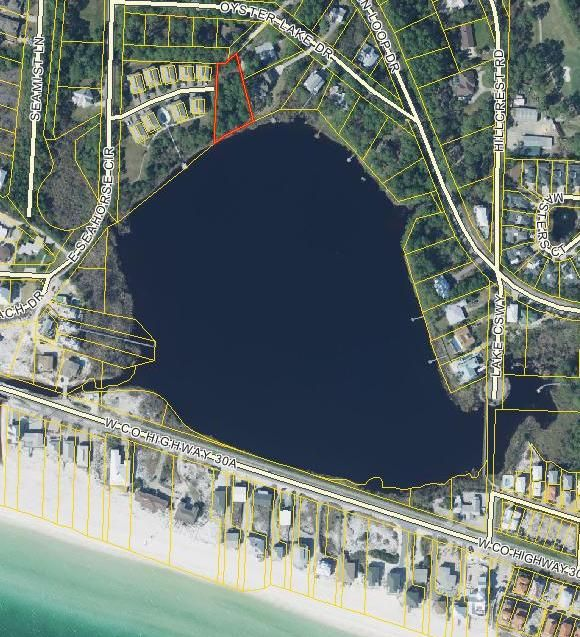 000 Oyster Lake Drive, Santa Rosa Beach, FL 32459