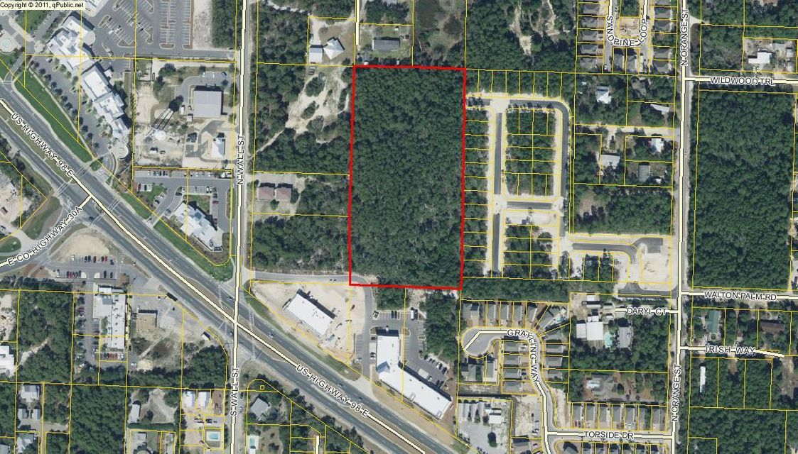 00 WALTON PALM Road, Inlet Beach, FL 32461