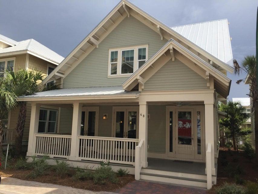 6 Pleasant Street Lot #60, Inlet Beach, FL 32461