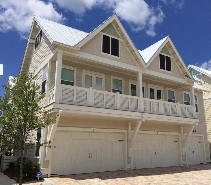 48 E Milestone Dr C, Inlet Beach, FL 32461