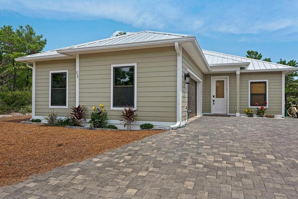 220 Spotted Dolphin Road, Santa Rosa Beach, FL 32459