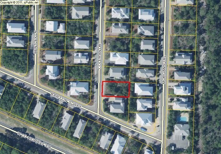Lot 58 W Barton's Way, Santa Rosa Beach, FL 32459