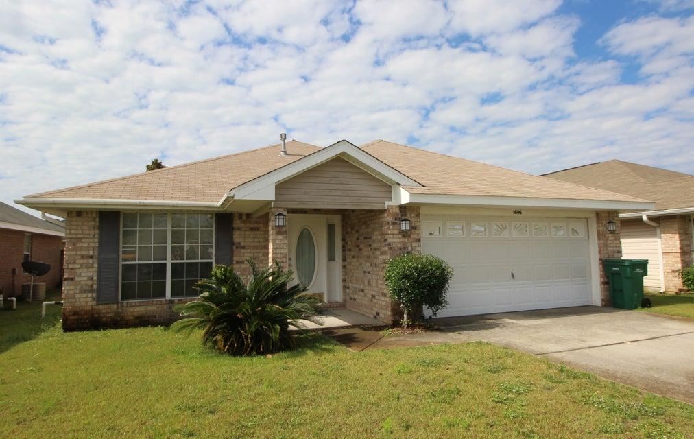 1606 Ella Ruth Drive, Fort Walton Beach, FL 32547