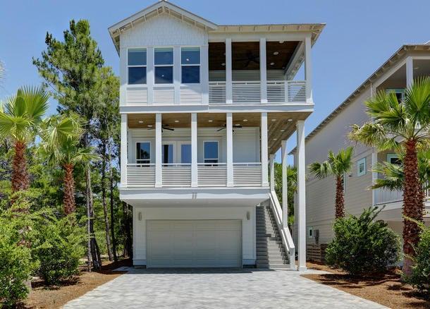 58 N Spooky Lane, Santa Rosa Beach, FL 32459