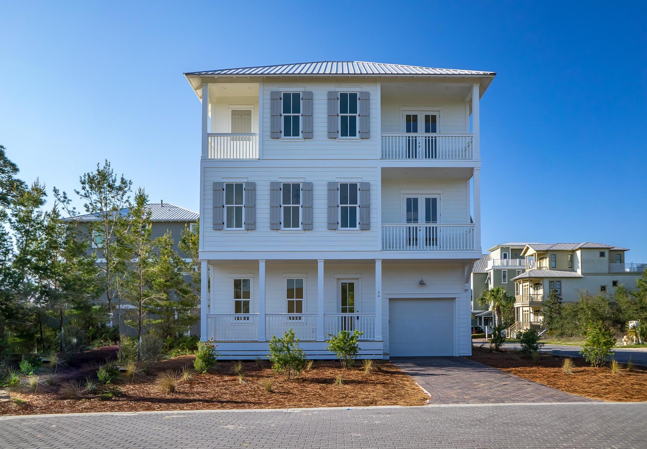 74 Sawgrass Lane, Santa Rosa Beach, FL 32459