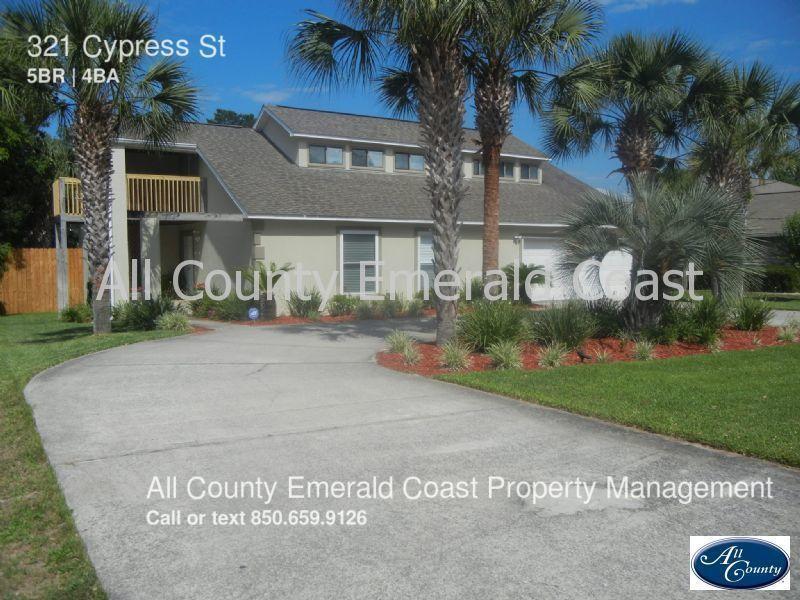 321 Cypress Street, Destin, FL 32541