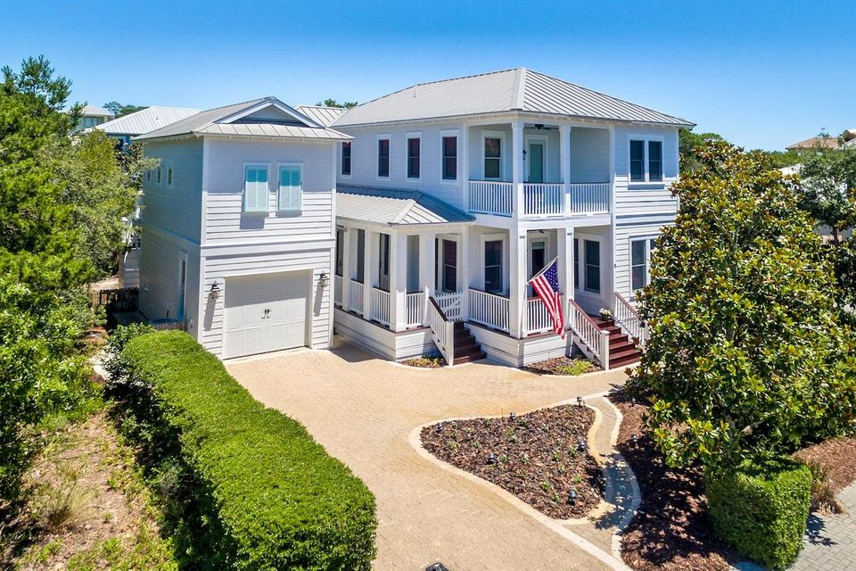 A 5 Bedroom 4 Bedroom The Preserve At Grayton Beach Home