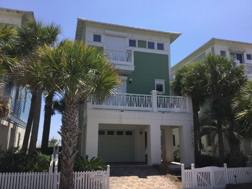 521 Beachside Gardens, Panama City Beach, FL 32413