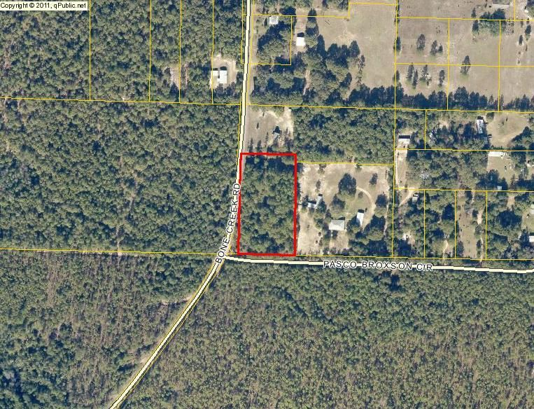 Pasco Broxson Circle, Holt, FL 32564