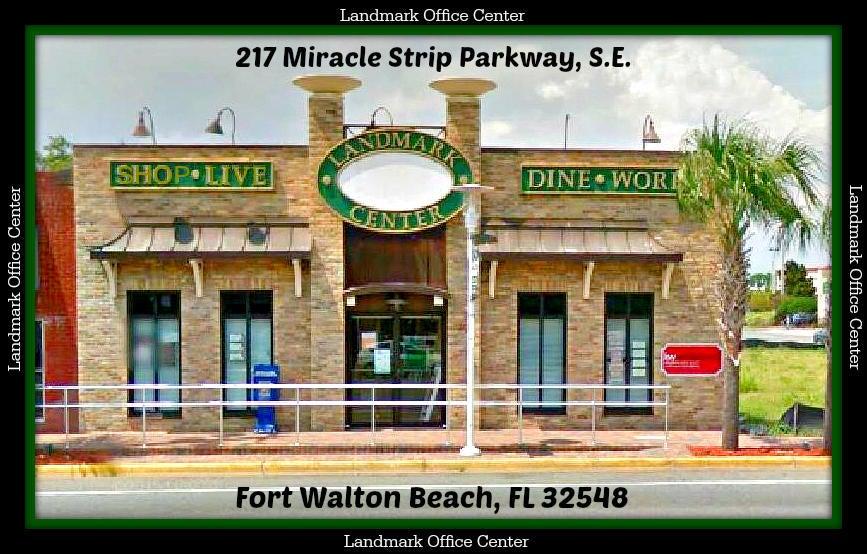 217 SE Miracle Strip Parkway 105, Fort Walton Beach, FL 32548