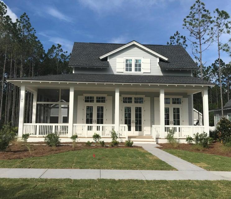 46 Cannonball Court Lot 184, Inlet Beach, FL 32461