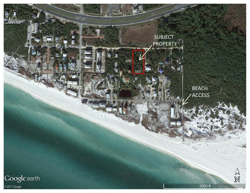 Lot 216 E Park Place, Inlet Beach, FL 32461