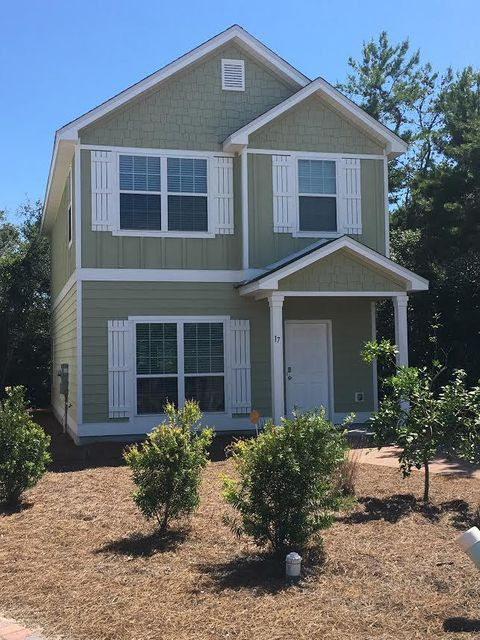 17 Grayling Way, Inlet Beach, FL 32461
