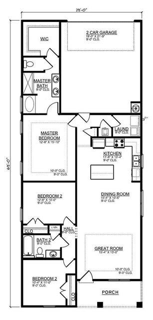 45 Nelly Way Lot 2027, Freeport, FL 32439