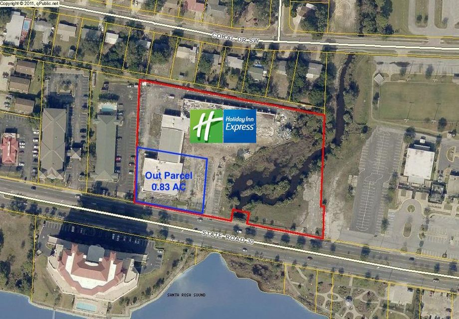 127 SW Miracle Strip, Fort Walton Beach, FL 32548