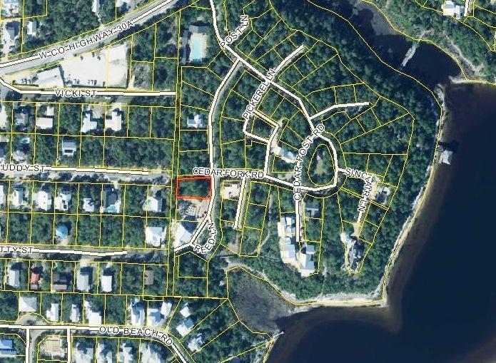 xxx W Cedar Bend, Santa Rosa Beach, FL 32459
