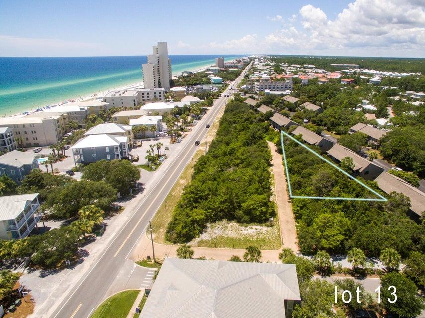 Lot 13 Cote D' Azur Drive, Santa Rosa Beach, FL 32459
