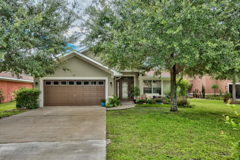 87 Red Maple Court, Santa Rosa Beach, FL 32459