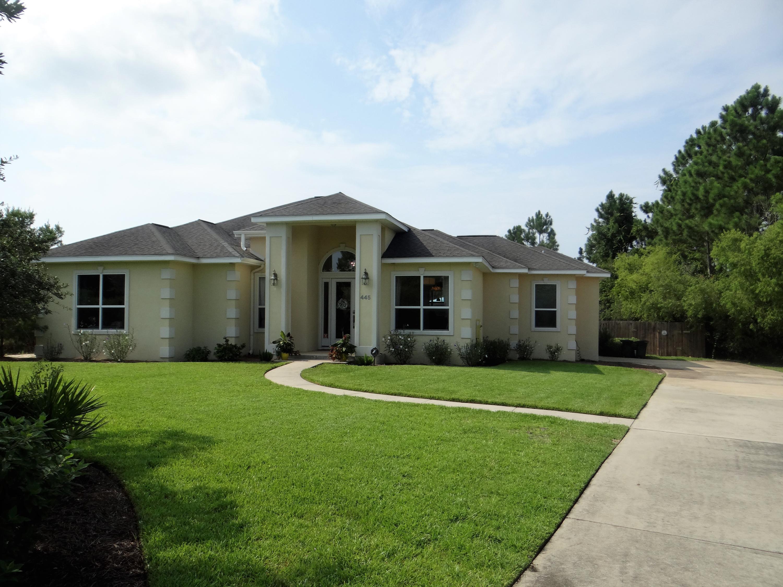 445 Golf Club Drive, Santa Rosa Beach, FL 32459