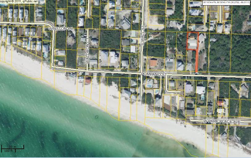 178 Pompano Street, Inlet Beach, FL 32461