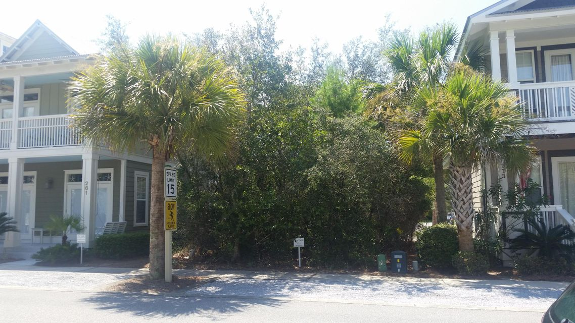Photo of home for sale at LT 7 BLK C Beach Bike Way, Seacrest FL
