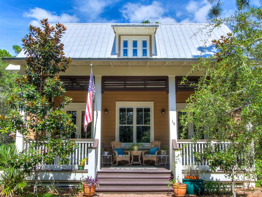 Photo of home for sale at 16 Bosk, Santa Rosa Beach FL