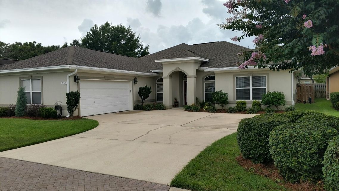Photo of home for sale at 796 Barley Port, Fort Walton Beach FL