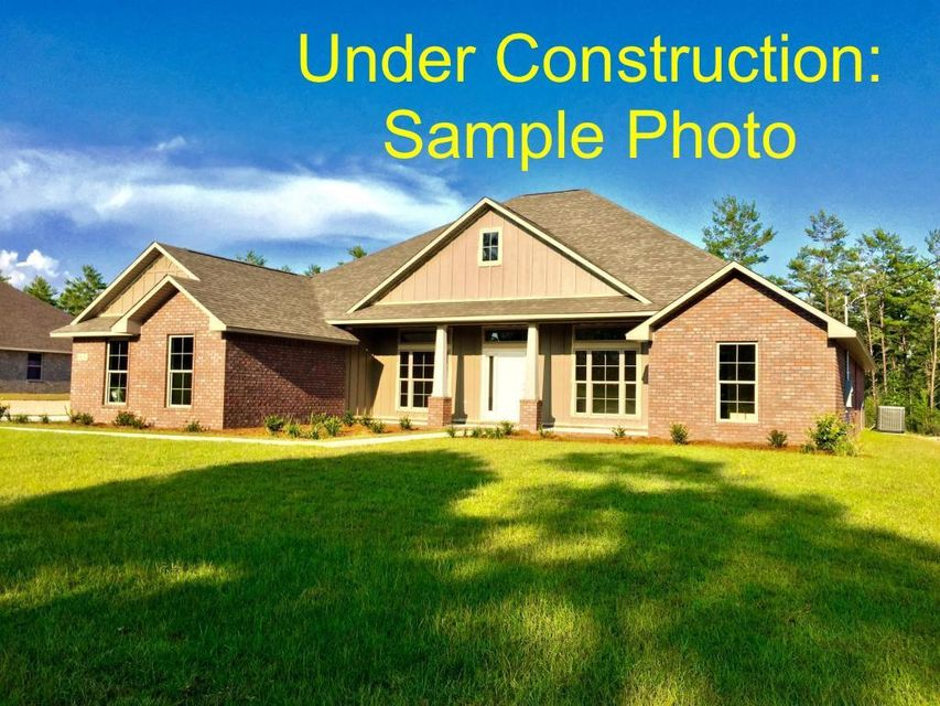 Photo of home for sale at 305 Vale Loop, Crestview FL