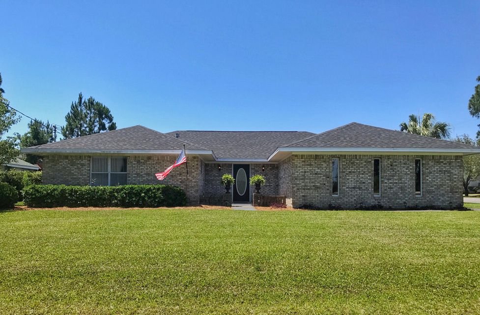 Photo of home for sale at 1253 Forest Shores, Miramar Beach FL