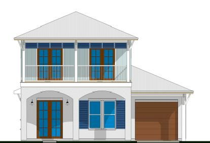 Photo of home for sale at Lot 29 Willow Mist, Inlet Beach FL