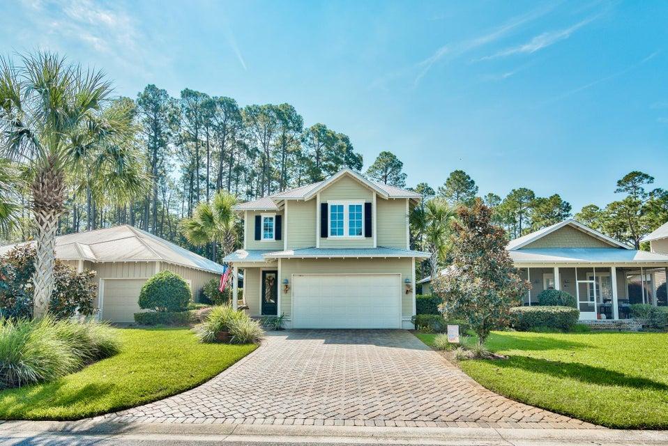 Photo of home for sale at 394 Carson Oaks, Santa Rosa Beach FL